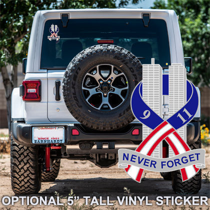 9-11 Vinyl Sticker