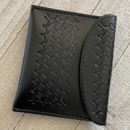 Basket Weave Latex Glove Holder