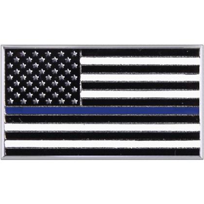 Blue Line Flag Pin