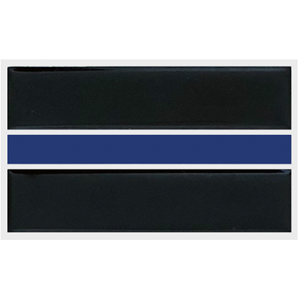 Blue Line Pin