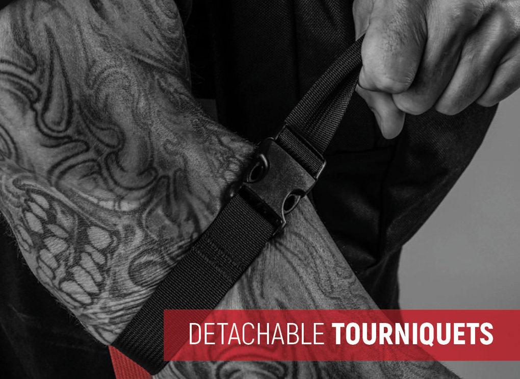 Backpack To Bulletproof - Leatherback Gear