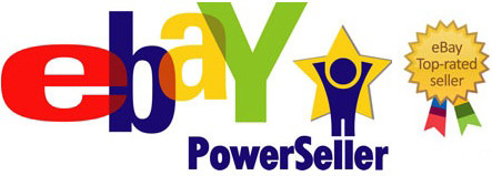 eBay Power Seller Top Rated