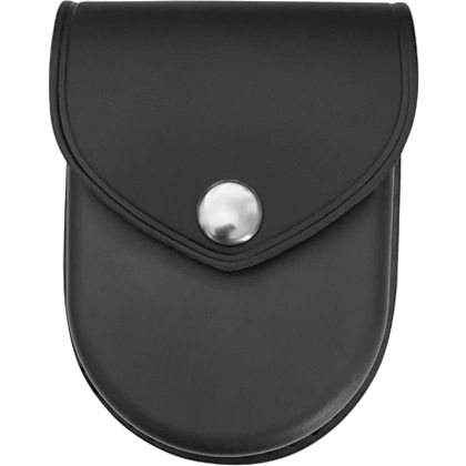 Leather Handcuff Holder Case
