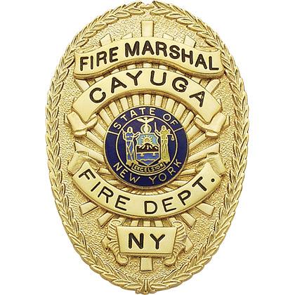 M260 Smith Warren Badge
