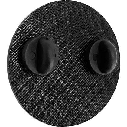 Pin Black - Back