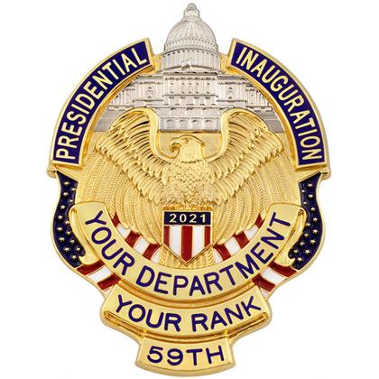 Presidential Inauguration 2021 Badge