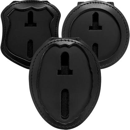 Recessed Belt Clip Badge Holder