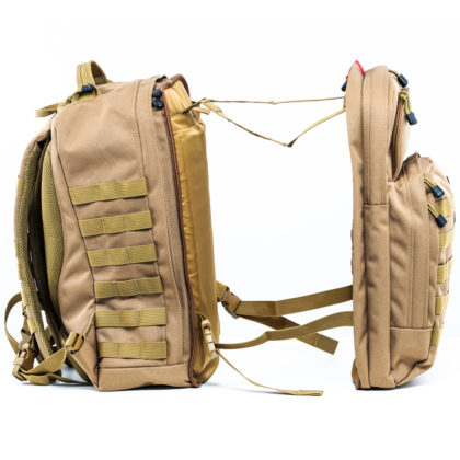 Tactical One - Bulletproof Backpack