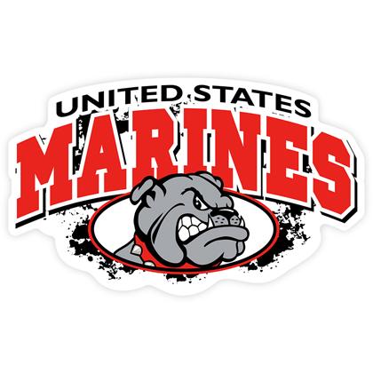 United States Marines Sticker