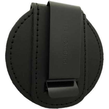 Universal Round Belt Clip Badge Holder - Back
